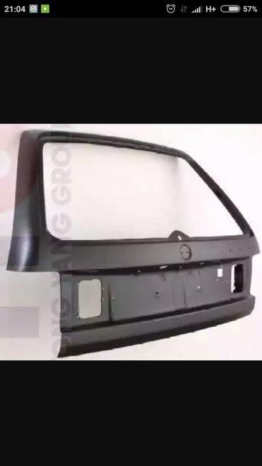 Куплю крышку багажника на пассат б3,  универсал БЕЗ стекла.    в Кара-Балта