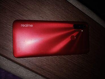 Мобильные телефоны и аксессуары - Кыргызстан: Realme C3. 64GB. В хорошем состоянии есть небольшие дефекты (указаны
