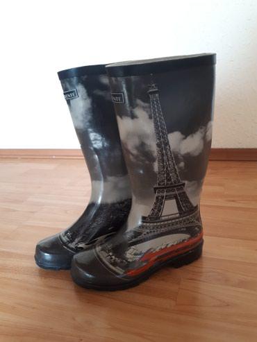 Dobro očuvane polovne gumene čizme br.37 - Stara Pazova