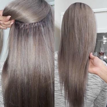 Наращивание и продажа волос. в Чаек