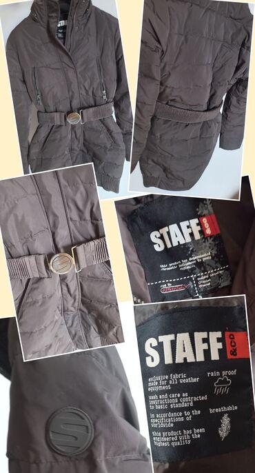 1148 oglasa: Staff odlicna jakna S velicina,nemam kapuljacu zato ide po ovoj ceni