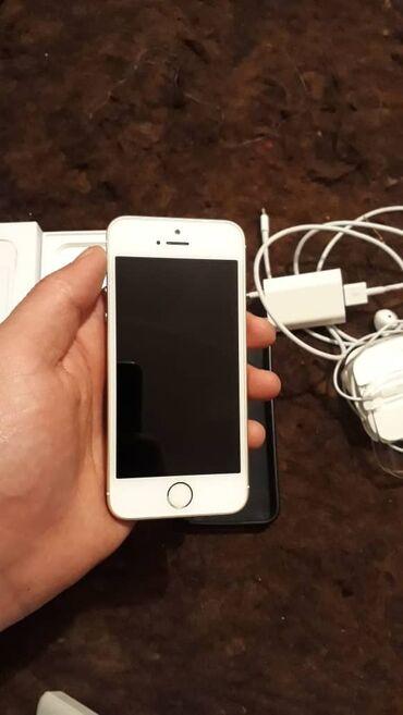 смартфон meizu m5s 16 gb gold в Кыргызстан: Б/У iPhone SE 16 ГБ Розовое золото (Rose Gold)