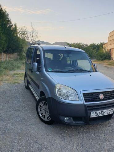 Fiat - Azərbaycan: Fiat Doblo 1.3 l. 2008 | 231850 km