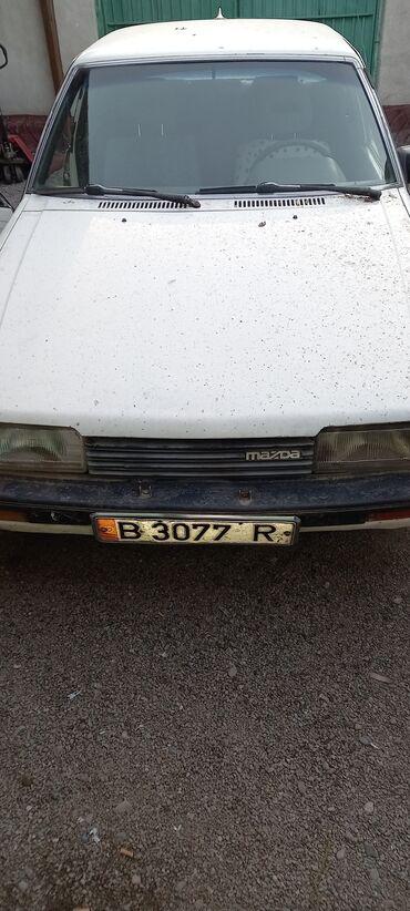 Транспорт - Новопокровка: Mazda 626 1.8 л. 1989