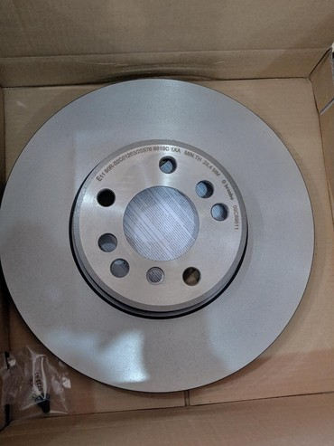 диски bmw в Кыргызстан: Тормозные диски передние Brembo BMW X5 X3, цена за один диск, в