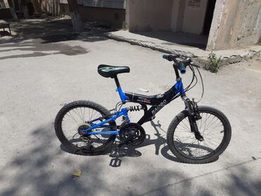 детская обувь сноубутсы в Азербайджан: Rambo Sport HB velosipedi 20 lik real alıcıya endrim olacaq