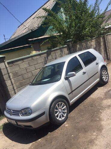 Volkswagen в Кыргызстан: Volkswagen Golf 1.9 л. 2000 | 180 км