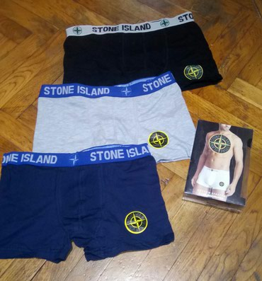 STONE ISLAND TOP KVALITET S-2XL - Belgrade