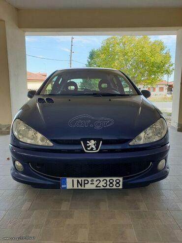 Peugeot 206 1.4 l. 2005 | 305000 km