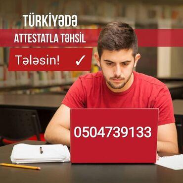 Videoqeydiyyatçılar - Azərbaycan: Türkiye Dövlət Universitetlərinde Atestatla Qebul