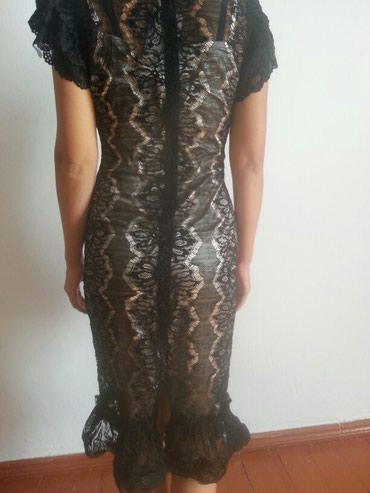Новое платье 46 р. турецкое цена 2999 торг возможен. в Бишкек
