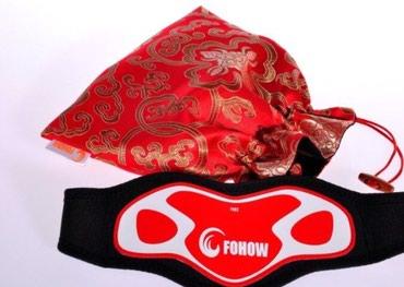 функциональные плечевые накладки fohow с аромачипом в Кыргызстан: Фарадотерапевтический тепловой пояс для шеи FOHOWИспользование шейного