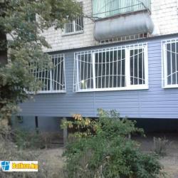 Компания» выполняет все виды работ по благоустройству балконов и