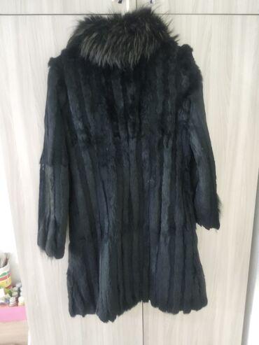 palto razmer 46 в Кыргызстан: Продается шуба, кролик, размер 46, лёгкая, состояние хорошие