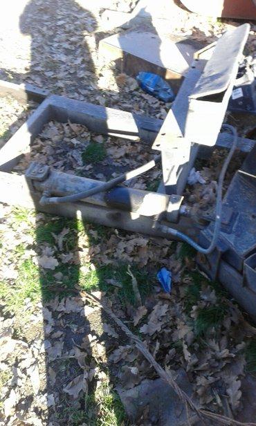 Продаю лопату на мтз лопата поворачивается на лево и в право звонить  в Кант