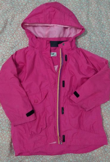 Dečije jakne i kaputi | Subotica: Hm divna tanka jakna, vetrovka, vel 104, 3-4 god, skoro kao nova