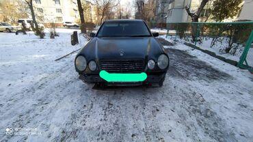 полимерная покраска бишкек в Кыргызстан: Mercedes-Benz 420 4.2 л. 1997 | 300000 км