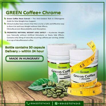 go green roto 43 - Azərbaycan: Green Coffee + chrome arıqladıcı tam organikdi 119 Azn