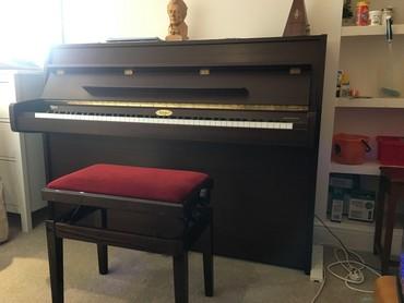Almaniya istehsalı piano. Müxtəlif marka və modellərdə Akustik və