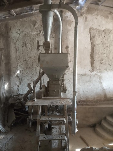 Оборудование для бизнеса в Джалал-Абад: Мукамолнй станок (пишинтца) ст китайяски сов. новий срочно продается!