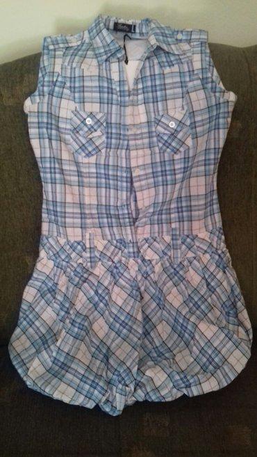 Mini haljina,donji deo je kao balon suknja,ne znam da opisem,vidite na - Novi Sad