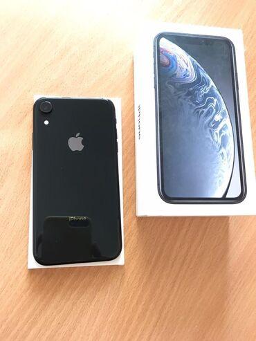 Apple Iphone - Кыргызстан: Б/У iPhone Xr 64 ГБ Черный