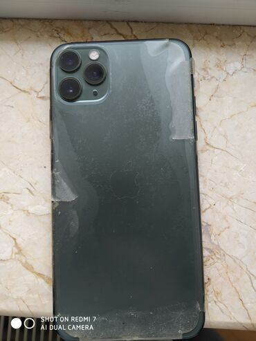 зарядка sony ericsson в Азербайджан: Б/У IPhone 11 Pro Max 256 ГБ Зеленый