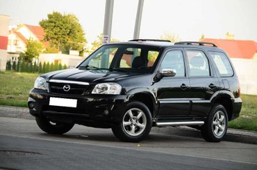 Mazda Tribute 2005 в Ош