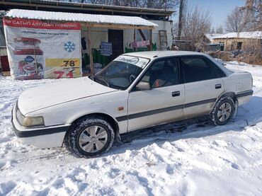 Продажа квартир в сокулуке - Кыргызстан: Mazda 626 2 л. 1987 | 150000 км
