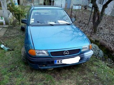 Auto delovi - Krusevac: Astra f 1,4 1992 delovi