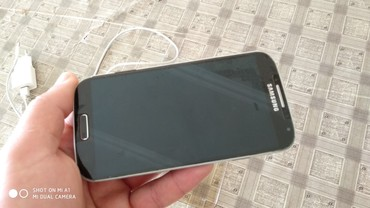 Telefon qiymetler  - Azərbaycan: İşlənmiş Samsung Galaxy S4 16 GB qara