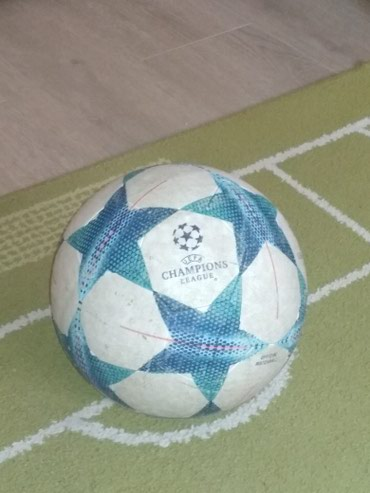 Lopta champions league - Beograd