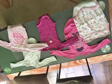 Bebi oprema - Srbija: Garderoba za bebe Oprema  Sve je očuvano  H&M, Zara, Waikiki Cene