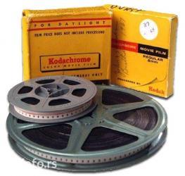 Digitalizacija  - presnimavanje 8mm filmova - Nis