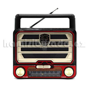 Radio Audio Sistem Meier M-U130Xüsusiyyətlər:MP3 çalar ilə analoq