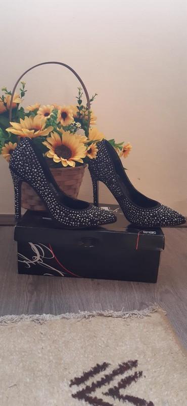 Ženska obuća | Ub: Elegantne cipele broj 36,ali odgovara i za 37,obuvene 2 puta za