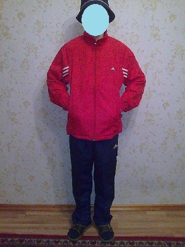 Adidas Фабричный на рост 175 см.Размер М Европейская. Куртка пр-во
