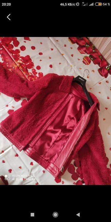 Женская одежда - Чон-Таш: Состояние отличное. Натуральная кожа.Кара-Куль, стриженная.Цвет