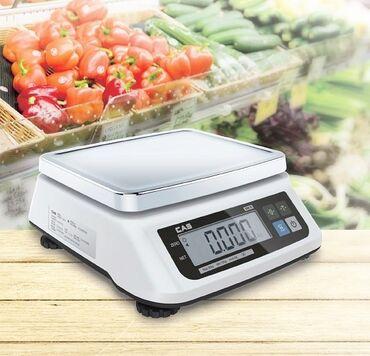 Настольные весы SWN-15Простые и надежные продуктовые весы SWN