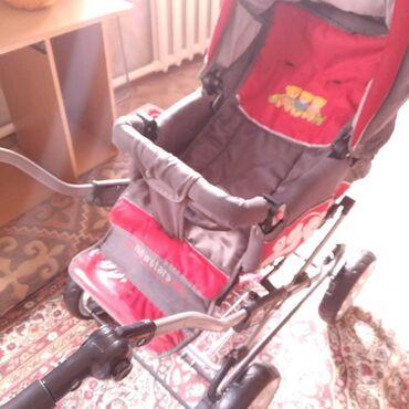 Коляски в Кок-Ой: Продаю коляску в хорошем состоянии,качество просто супер.Американская