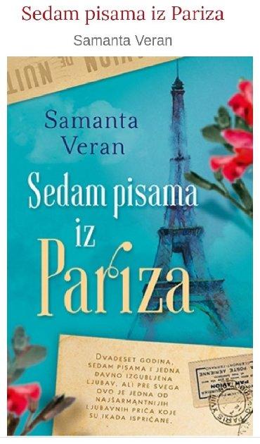 Papuce iz pariza - Srbija: SEDAM PISAMA IZ PARIZA