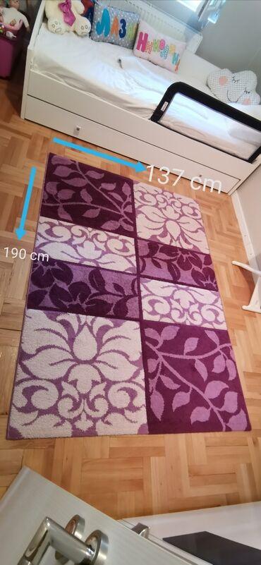 Kao nov, dečiji tepih dimenzije 137x190, plaćen 9000 pre godinu ipo