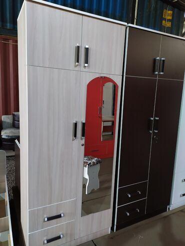 купить-складной-шкаф-из-ткани в Кыргызстан: Шкаф двух дверный новый. Ламинат Россия