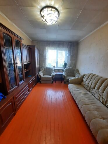 Продажа квартир - 3 комнаты - Бишкек: Индивидуалка, 3 комнаты, 60 кв. м