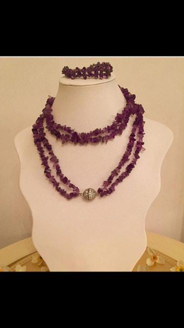 Натуральное ожерелье из оригинала в Bakı
