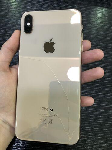 IPhone Xs Max | 256 GB | Qızılı | Təmirə ehtiyacı var