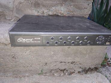 DVR видеорегистратор б/у 8 канальный 1000 сом