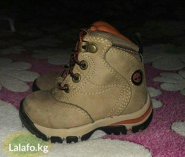 Продаю ботиночки timberland (оригинал), в Лебединовка