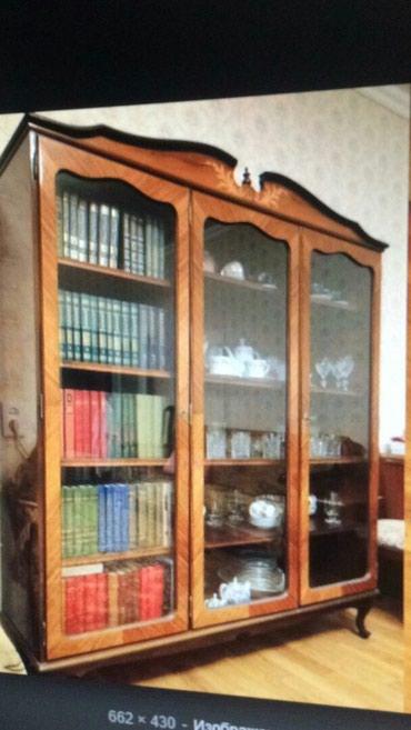 Куплю б/у мебель такой сервант столь стуля в Бишкек