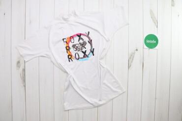 Жіноча гідро футболка Roxy для водних видів спорту   Довжина: 65 см Ру